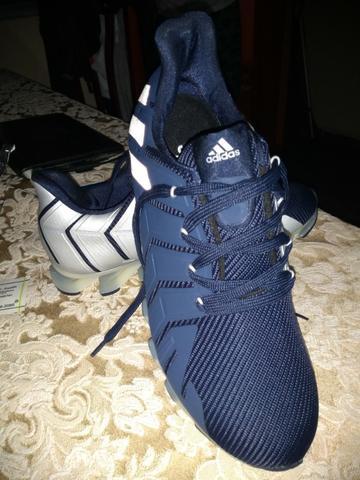 Tênis da Adidas Springblade N:40(Escama de peixe)
