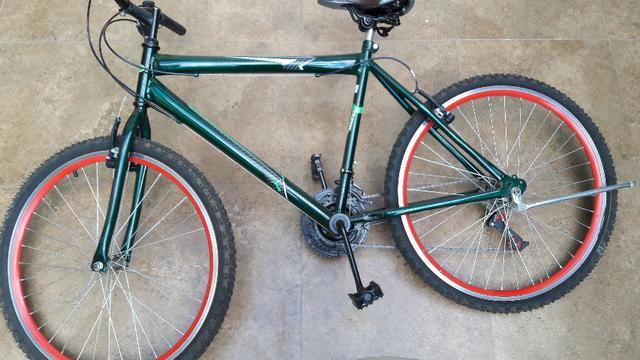 Vendo ou troco uma bicicleta em otimo estado de