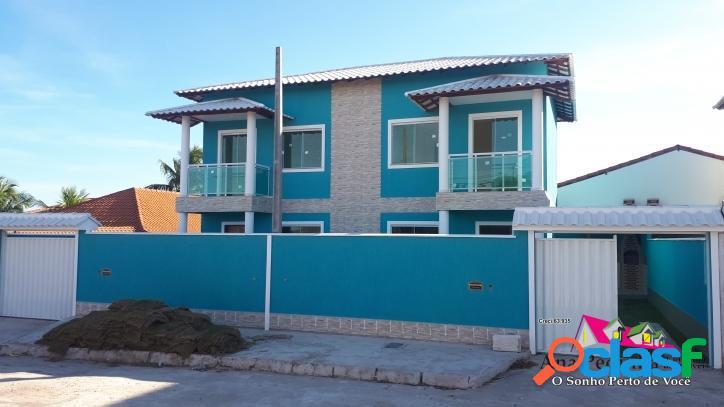 Casa Duplex a Venda, 2 Dormitórios com Vista para o Mar de