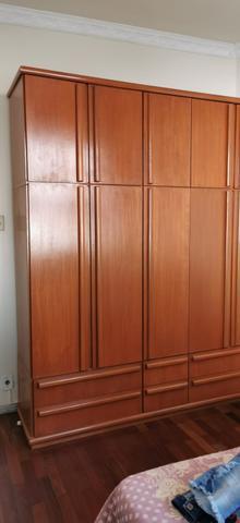 Guarda roupas de madeira de qualidade superior