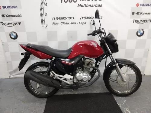 Honda Cg 160 Start 2018 Otimo Estado Aceito Moto