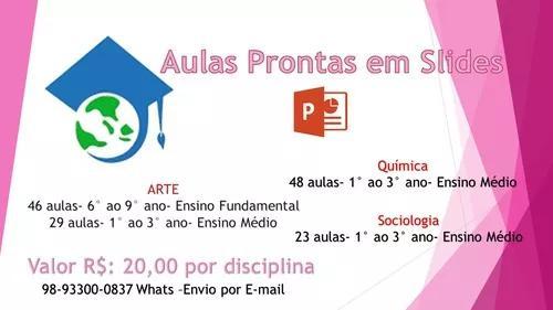 Kit De Aulas Prontas
