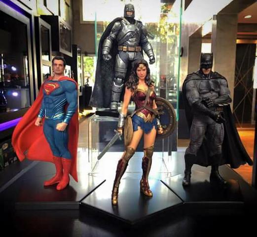 Coleção DC Iron Studios