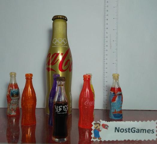 Coleção Miniaturas Coca Cola