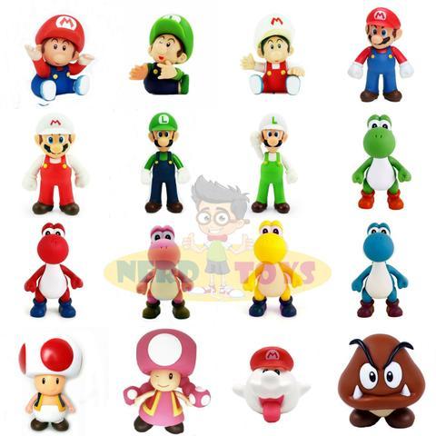 Promoção Super Mario Bros