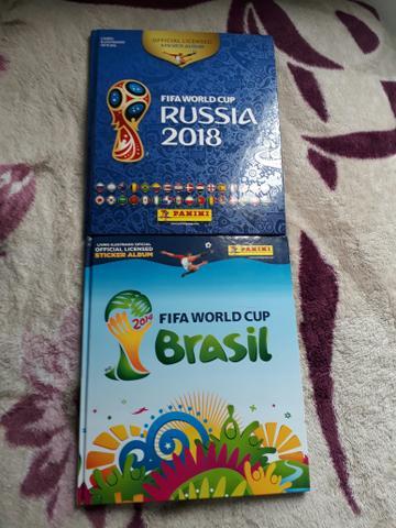 Álbum de fig da copa do mundo