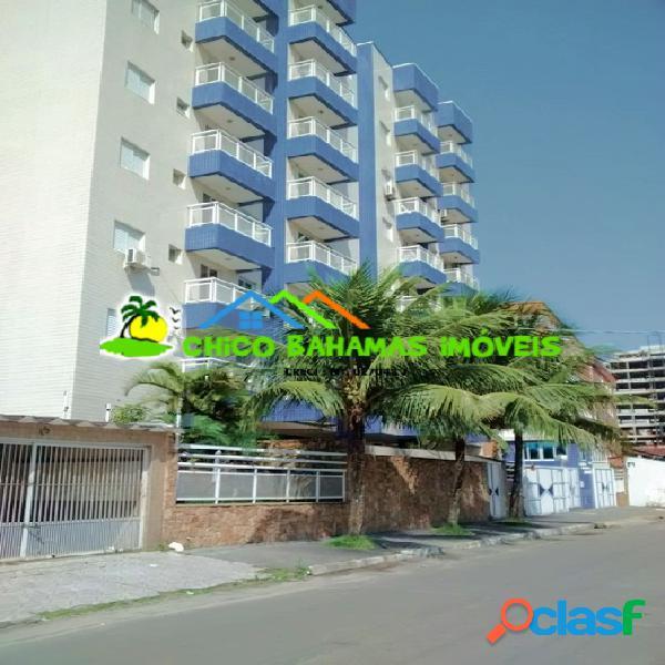 Aceita Financiamento Bancário 01 Dorm. à 300 mts da Praia.