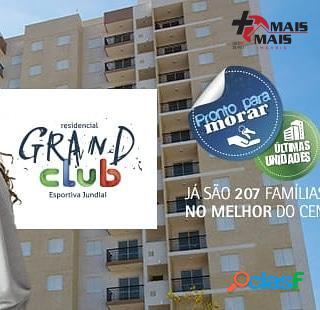 Apartamento 3 dormitórios - Gran Clube Jundiaí