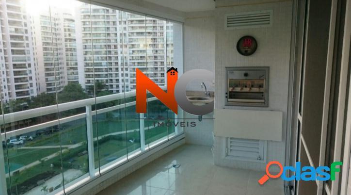 Apartamento com 2 dorms, Condomínio Saint Martin -