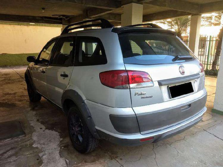 Fiat Palio Weekend Trekking 1.8 Mpi Flex 8v