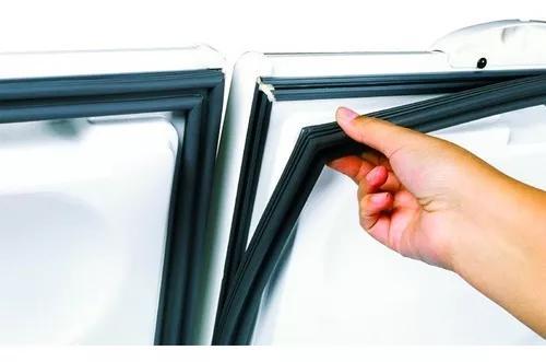 Gaxeta Borracha Freezer Metalfrio Da420 Preço Unitário