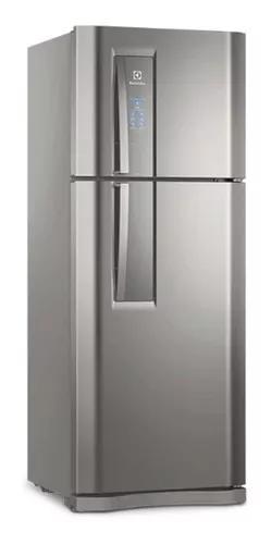 Geladeira Electrolux 2 Portas Frost Free 427l Inox Df53x