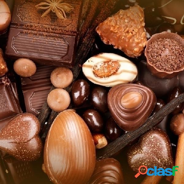 MRS Negócios Vende Franquia de Chocolataria - Região
