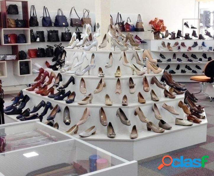 MRS Negócios- Vende Loja de Calçados - Shopping Canoas/RS