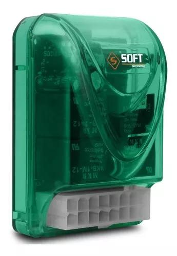 Modulo De Vidro Pw42l 2p/4 Portas Soft