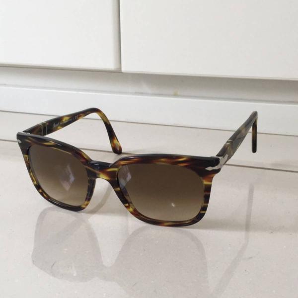 PERSOL - óculos de sol original com certificado, caixa,