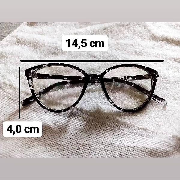 armação para lentes de grau
