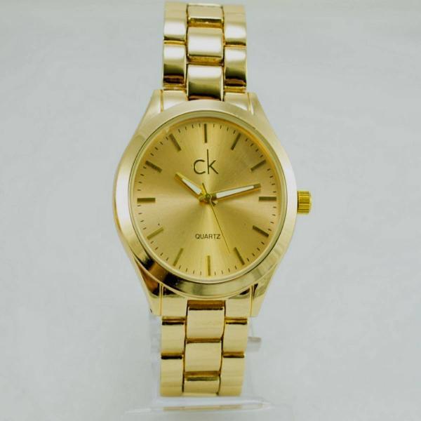 kit atacado de relógios femininos dourados e cores variadas