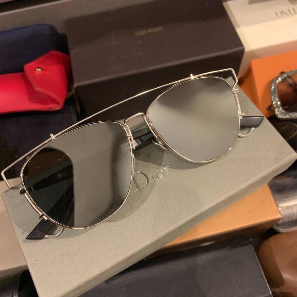 oculos de sol dior espelhado original
