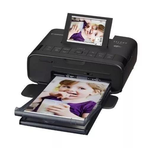Impressora Portatil Fotográfica Canon Selphy Cp1300