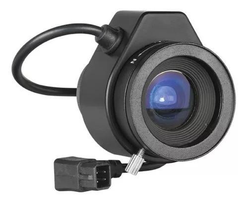 Lente Auto Iris Varifocal Cftv 3.5 A 8mm P/ Cam Profissional