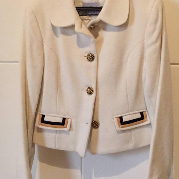 casaqueto da lã cru bobstore