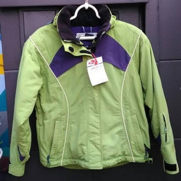 jaqueta obermeyer de frio
