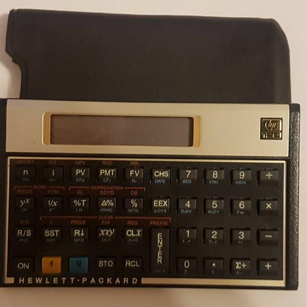 Calculadora HP12C Gold