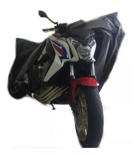 Capa Térmica Impermeável Moto Lom Fz25, Cb Twister250,