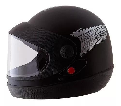 Capacete Moto Protork Sm Sport Moto 788 Oferta Automático