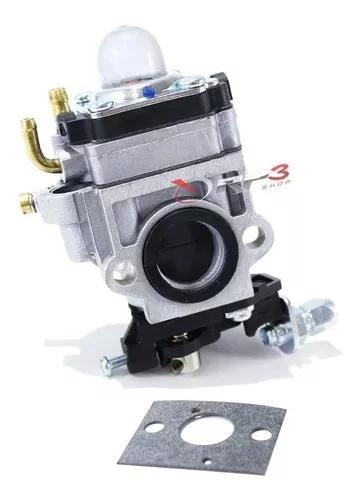 Carburador Roçadeira Toyama 43 Cc À 52 Cc + Junta Grátis