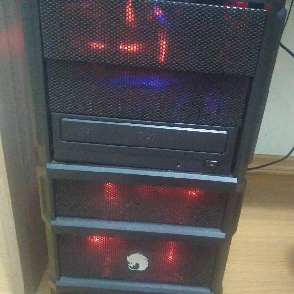 PC Gamer i7 7700 + GTX 1060