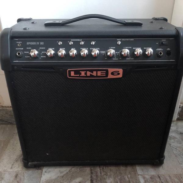 amplificador spider iv - line 6