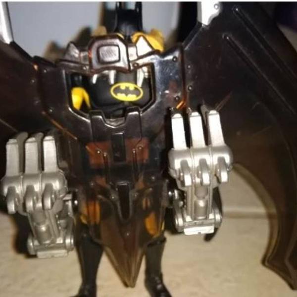 boneco batman night hunter - filme batman forever 1995