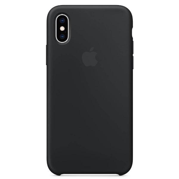 capa de silicone para iphone x e xs