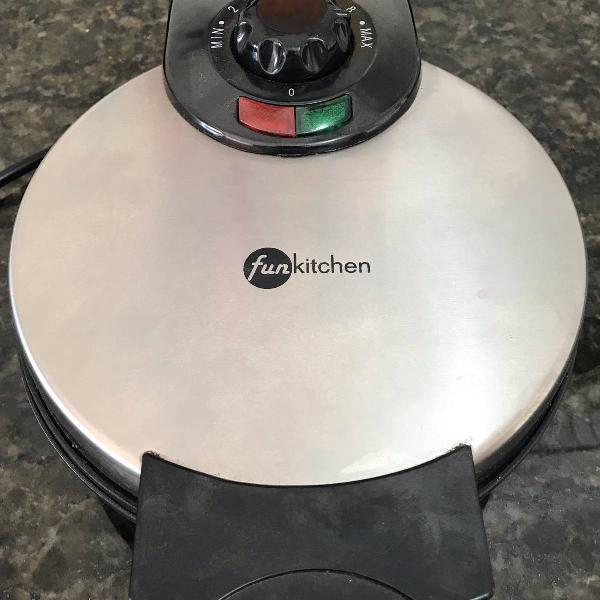 maquina de waffle fun kitchen