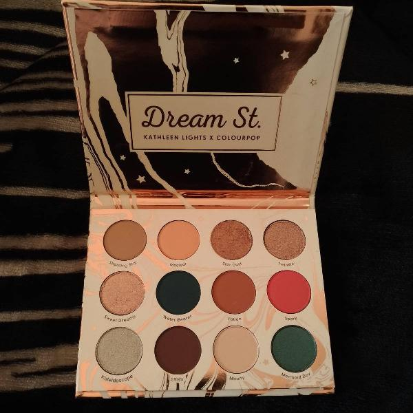 palete dream st. colourpop