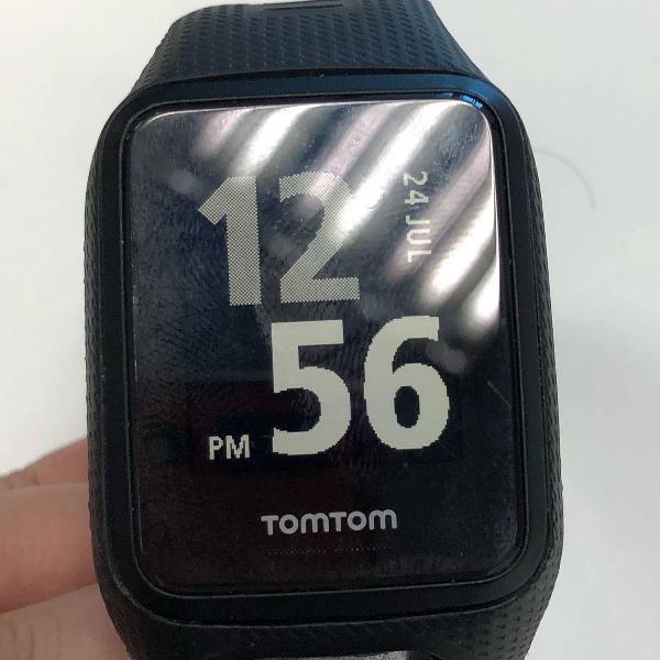 relógio tom tom runner 3 cardio