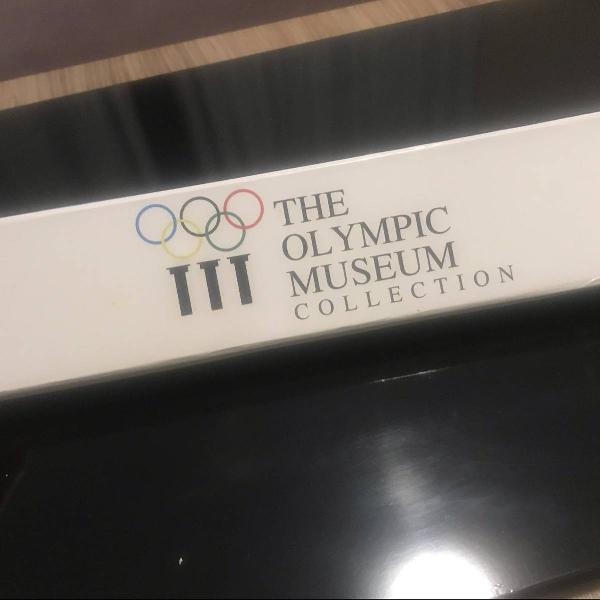 régua decorativa the olympic museum