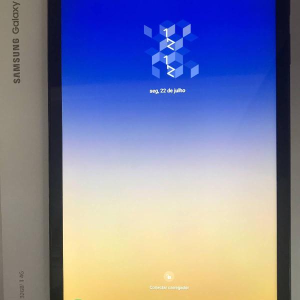 tablet samsung tab a 10.5 usado