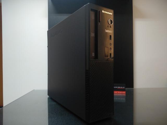 Desktop Lenovo i3 8GB de Memória RAM 500GB de HD - Nota