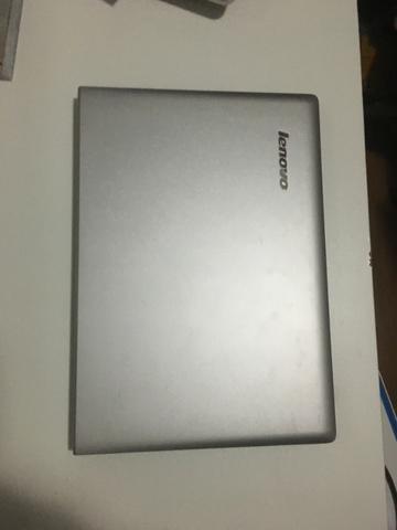 Notebook Lenovo Intel I7 Gtb - 8gb - Novo Sem Uso