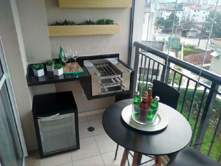 Apartamento com 2 Quartos à Venda, 63 m² por R$ 369.000