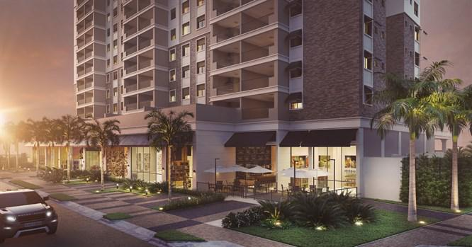 Apartamento com 2 Quartos à Venda, 67 m² por R$ 460.000