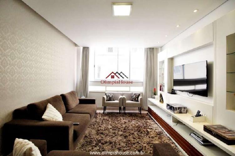 Apartamento com 3 Quartos à Venda, 135 m² por R$ 1.275.000