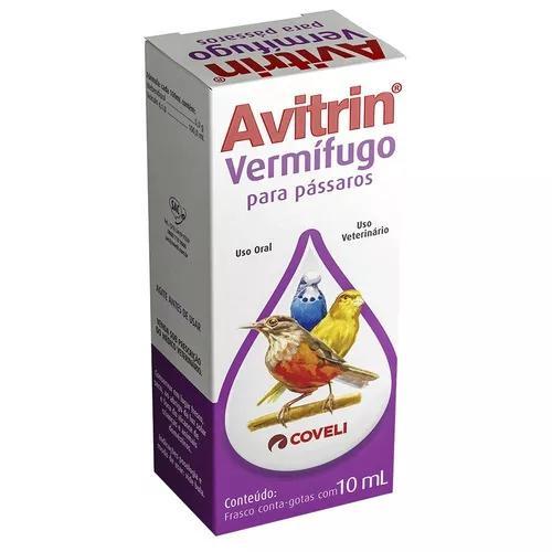 Avitrin Vermifugo - 10 Ml