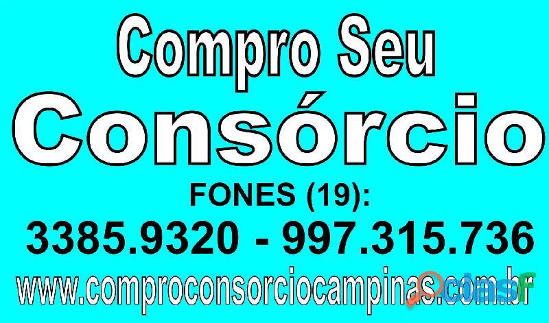 COMPRO CONSORCIO CAMPINAS