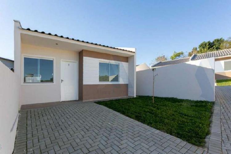 Casa com 2 Quartos à Venda, 50 m² por R$ 134.900 COD. 04C