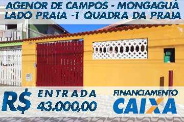 Casa com 2 Quartos à Venda, 90 m² por R$ 215.000 COD. REF
