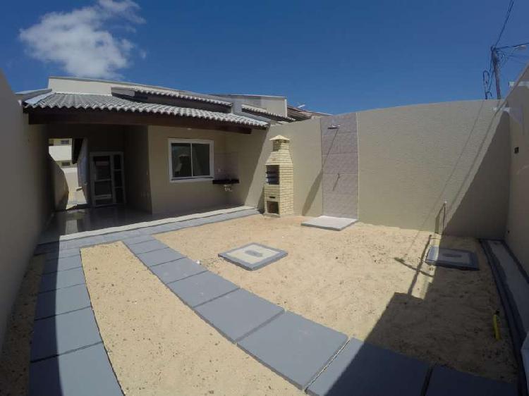 Casa com 3 Quartos à Venda, 110 m² por R$ 249.000 COD.
